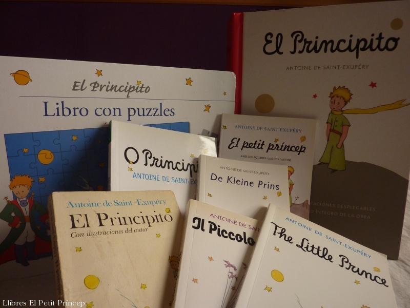 foto Llibres El Petit Príncep