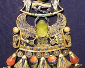 foto Joia Tutankamon