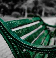 foto Un banc al parc (Omourya